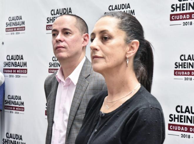 Claudia Sheinbaum anuncia que impondrá otra imagen en la CDMX, pero después de una consulta