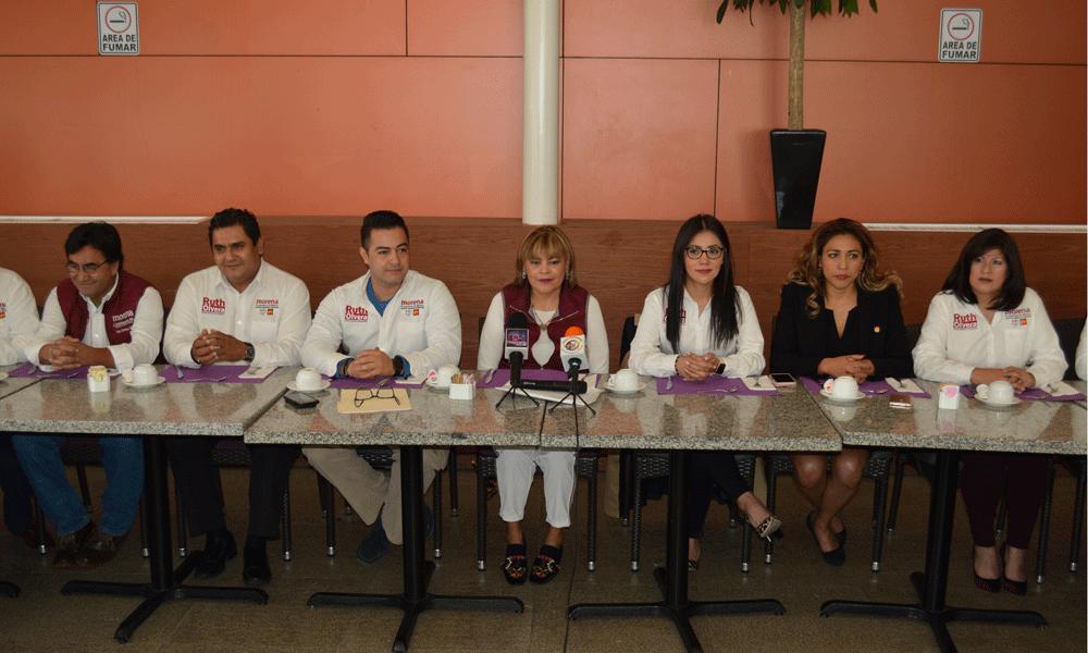 Los regidores y alcaldesa de Morena que gobernarán Atizapán a partir de enero