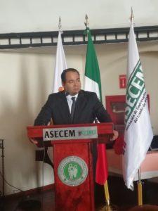 secretario de comunicaciones del gobierno estatal, Luis Gilberto Limón Chávez