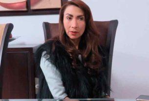 Beatriz Gómez Velasco, candidata a la presidencia de la Asociación de Colonos de Ciudad Satélite