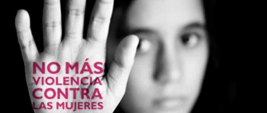 En el Edomex 75.3 por ciento de las mujeres mayores de 15 años han sido víctimas de violencia en algún momento de sus vidas