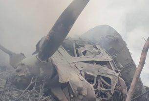Una avioneta cayó cerca del aeropuerto de Atizapán, sus dos tripulantes perdieron la vida
