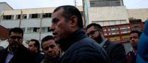 El alcalde Ariel Juárez recorrió las instalaciones municipales