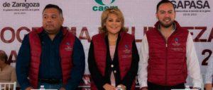 Alfredo Pérez Guzmán, Ruth Olvera Nieto y Alexander Estrada Rosales