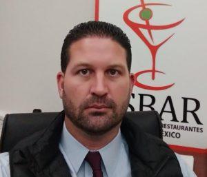 Patricio González Suárez, Presidente de la Asociación de Bares y Restaurantes (ASBAR) del Estado de México