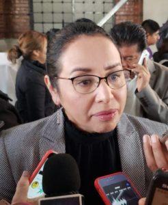 Azucena Cisneros Coss, diputada local por Morena
