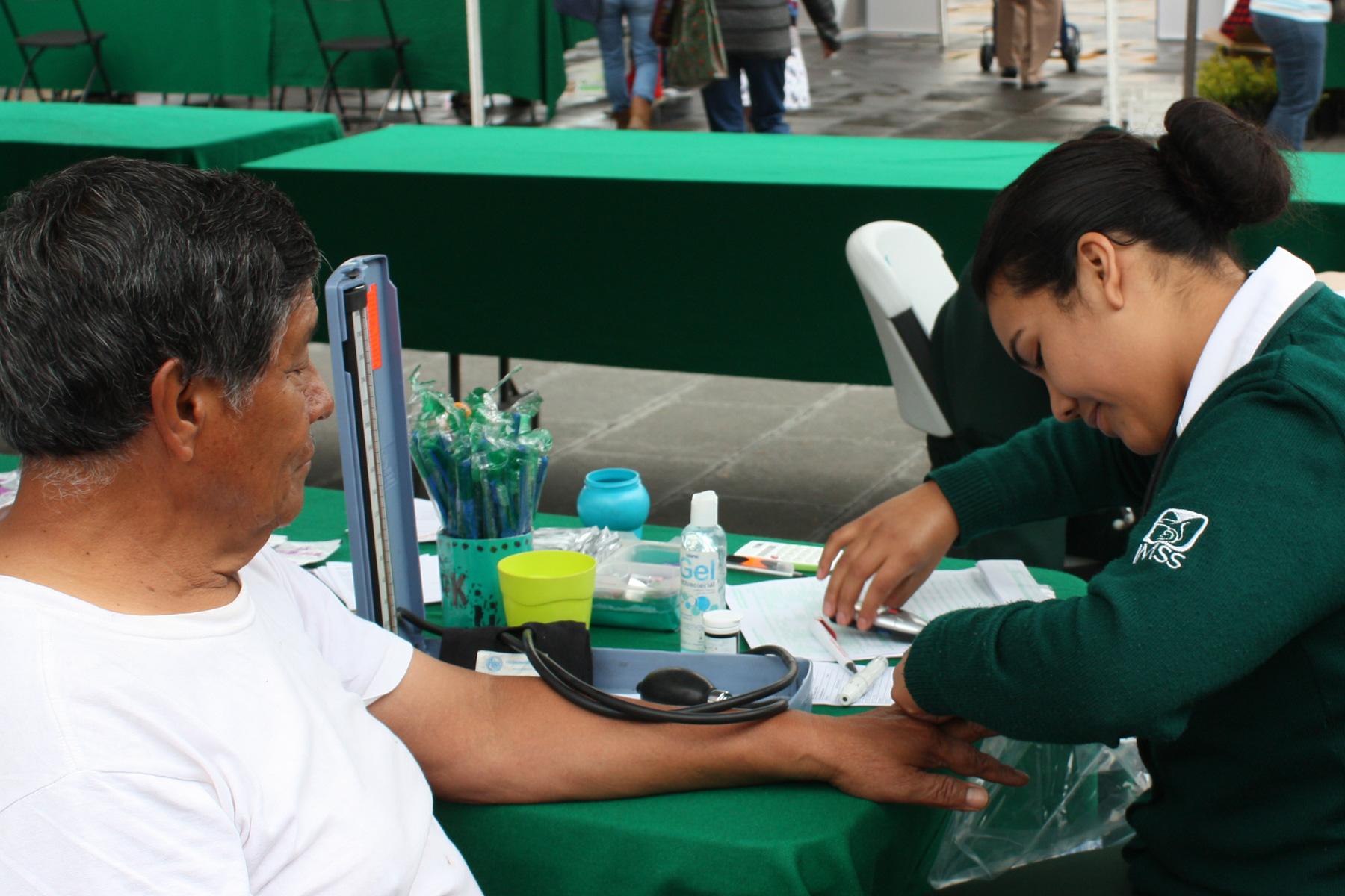Por diabetes, la mayoría de pacientes que acuden al IMSS