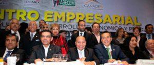 Ricardo Núñez, Enrique Jacob, Raciel Pérez Cruz y Raúl Chaparro