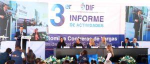 Enrique Vargas, alcalde de Huixquilucan, señaló que el DIF es el orgullo de su gobierno