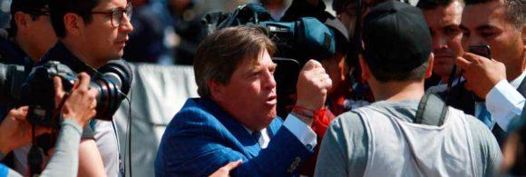 Miguel Herrera, pide un castigo ejemplar para fotógrafo que lo insulto
