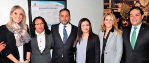 El alcalde de Huixquilucan, Enrique Vargas, dio a conocer los cambios en el Bando Municipal