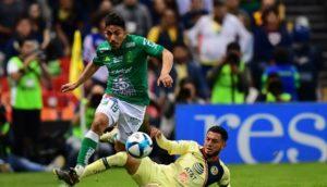 León se ubicó en tercero tras vencer al Amèrica 3-0