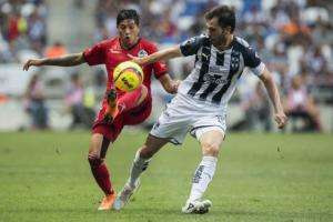 Monterrey se mantiene el primer lugar al vencer al Lobos BUAP