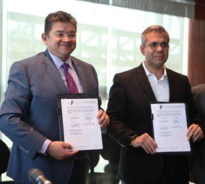 Pedro Zamudio Godínez y Fernando Vilchis Contreras