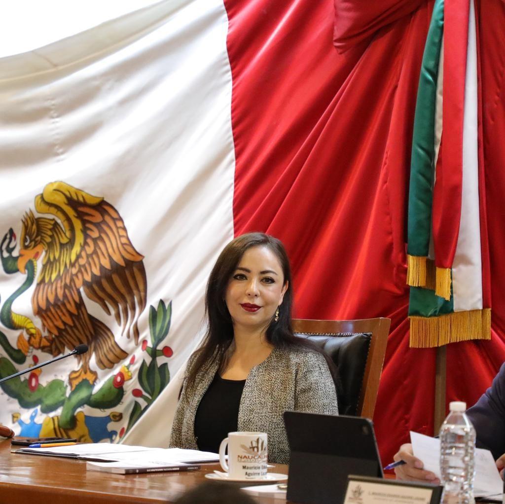 La alcaldesa, Patricia Durán Reveles