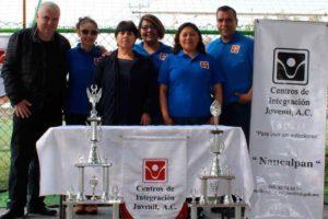 Joaquín Vivanco, Nancy Ramírez Cortes, Ana Luz Ramírez, Ivonnee Méndez, Araceli Olvera, Juan Carlos Cruz