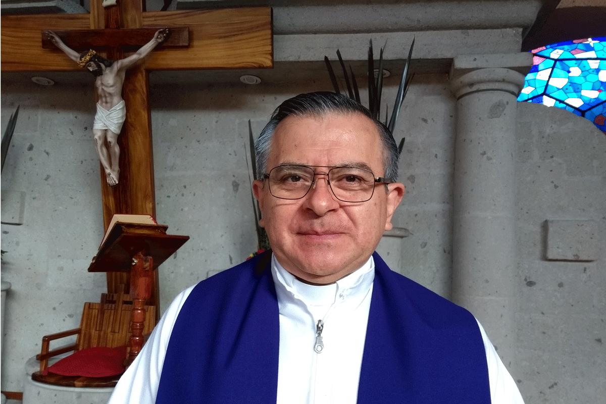 La Cuaresma, tiempo para renovarse, afirma el Padre Martín
