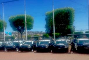 Un total de 50 patrullas nuevas recorren Atizapán para dar seguridad y paz