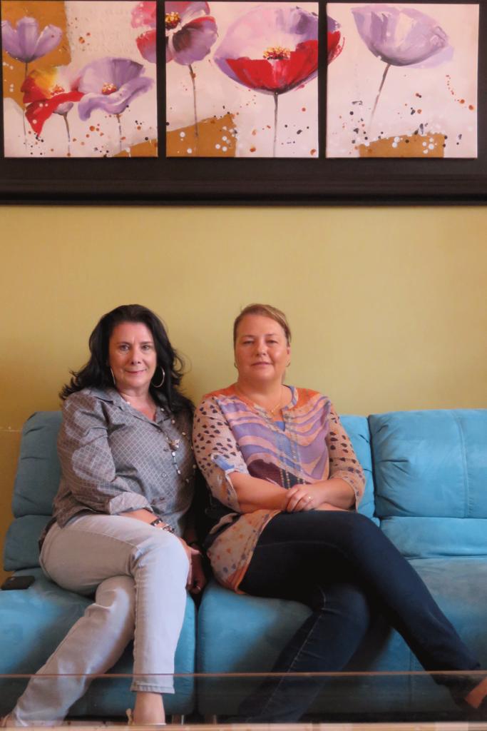 Lourdes Molina y Yazmín Priego Ruíz mejorarán nivel de vida en Satélite