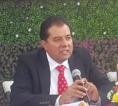 Ricardo Gudiño, director de OAPAS detalla que revisan las plazas comerciales