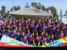 Gran participación en la 15a. Copa Panamericana con niños de 7 hasta jóvenes de 16 de todo el país