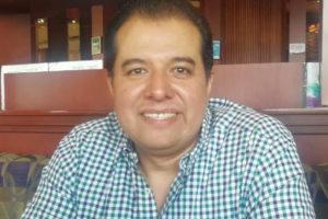 Ricardo Gudiño, director de OAPAS