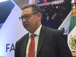 Lázaro Aguirre, encargado de despacho de la secretaria de Seguridad Pública