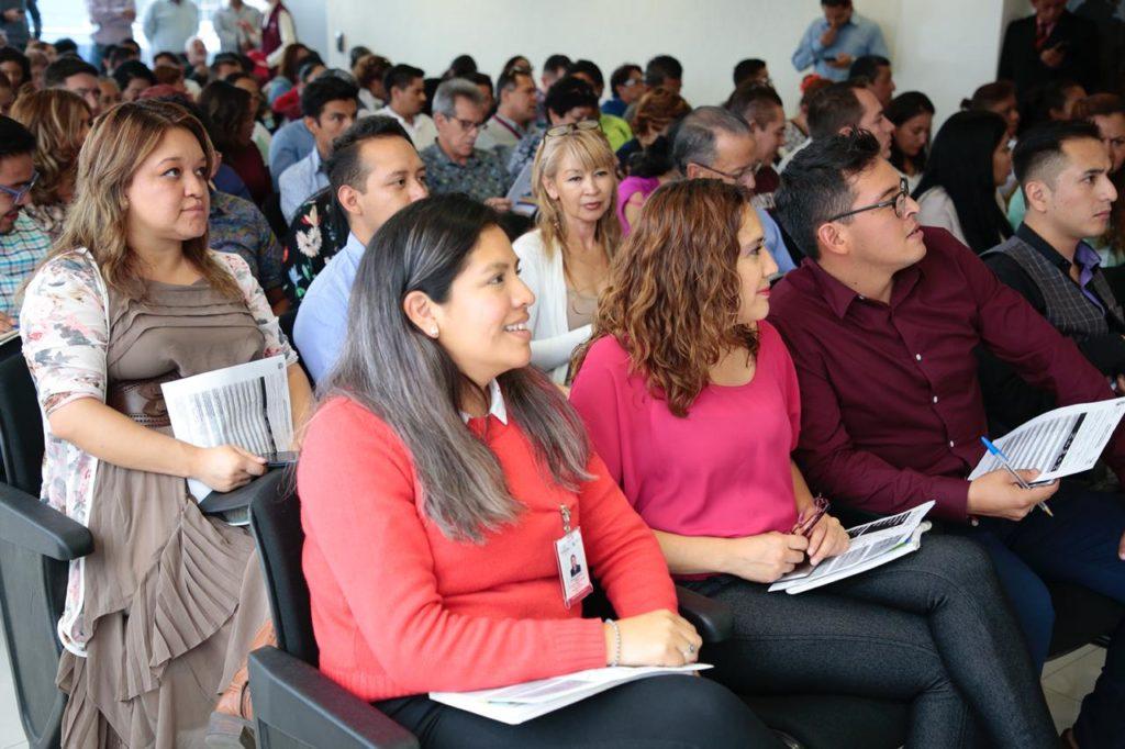 Funcionarios de Tlalnepantla son sensibilizados para atender a todas las personas sin discriminación