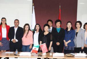 Mujeres de China intercambian experiencias con las dependencias municipales de Cuautitlán para ampliar las políticas públicas en favor de las féminas