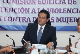 El alcalde Enrique Vargas del Villa inicia el Sistema de Igualdad entre hombres y mujeres