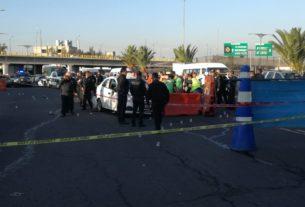 Policías de la Ciudad de México detienen a asaltante que se robó un taxi en Neza