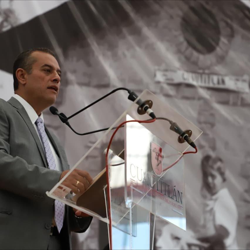 Presidente municipal de Cuautitlán, Ariel Juárez Rodríguez