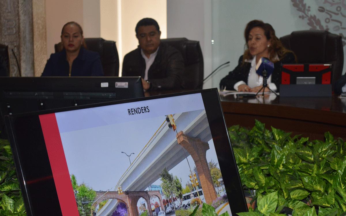 Un puente vial enlazará Atizapán con Tlalnepantla e Izcalli