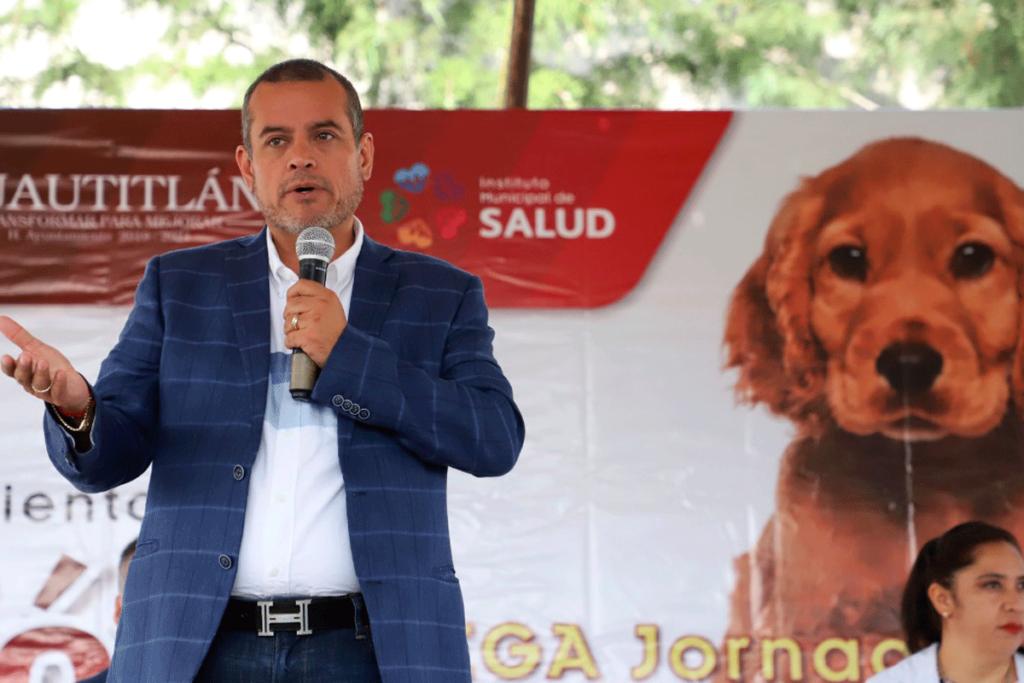 El alcalde de Cuautitlán inauguró la Margna