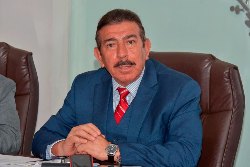 Agustín Torres, director jurídico del gobierno de Atizapán