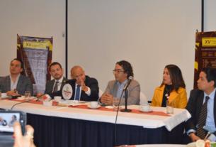 El alcalde de Tlalnepantla, Raciel Pérez Cruz anuncia la XV Muestra Internacional Las Mujeres en el Cine y la TV