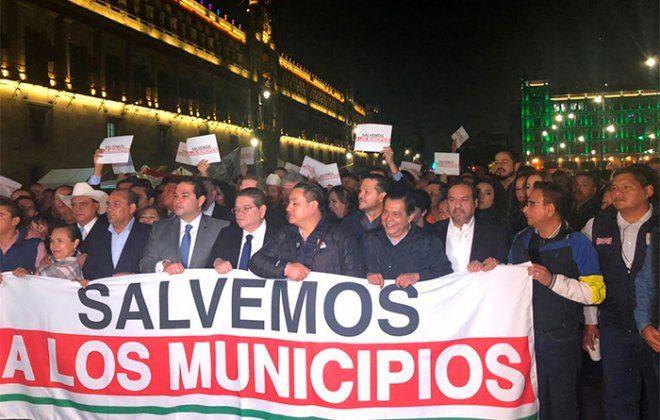 Alcaldes de todo el país en busca de reunión con el presidente Andrés Manuel López Obrador