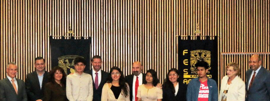 Alumnos de la UAEM ganan el 2º Festival Universitario de Cortometraje. Premiación en la FES Acatlán