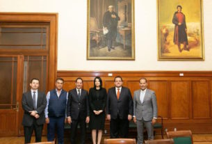 Los representantes de la Conago se reunieron con el Secretario de Hacienda