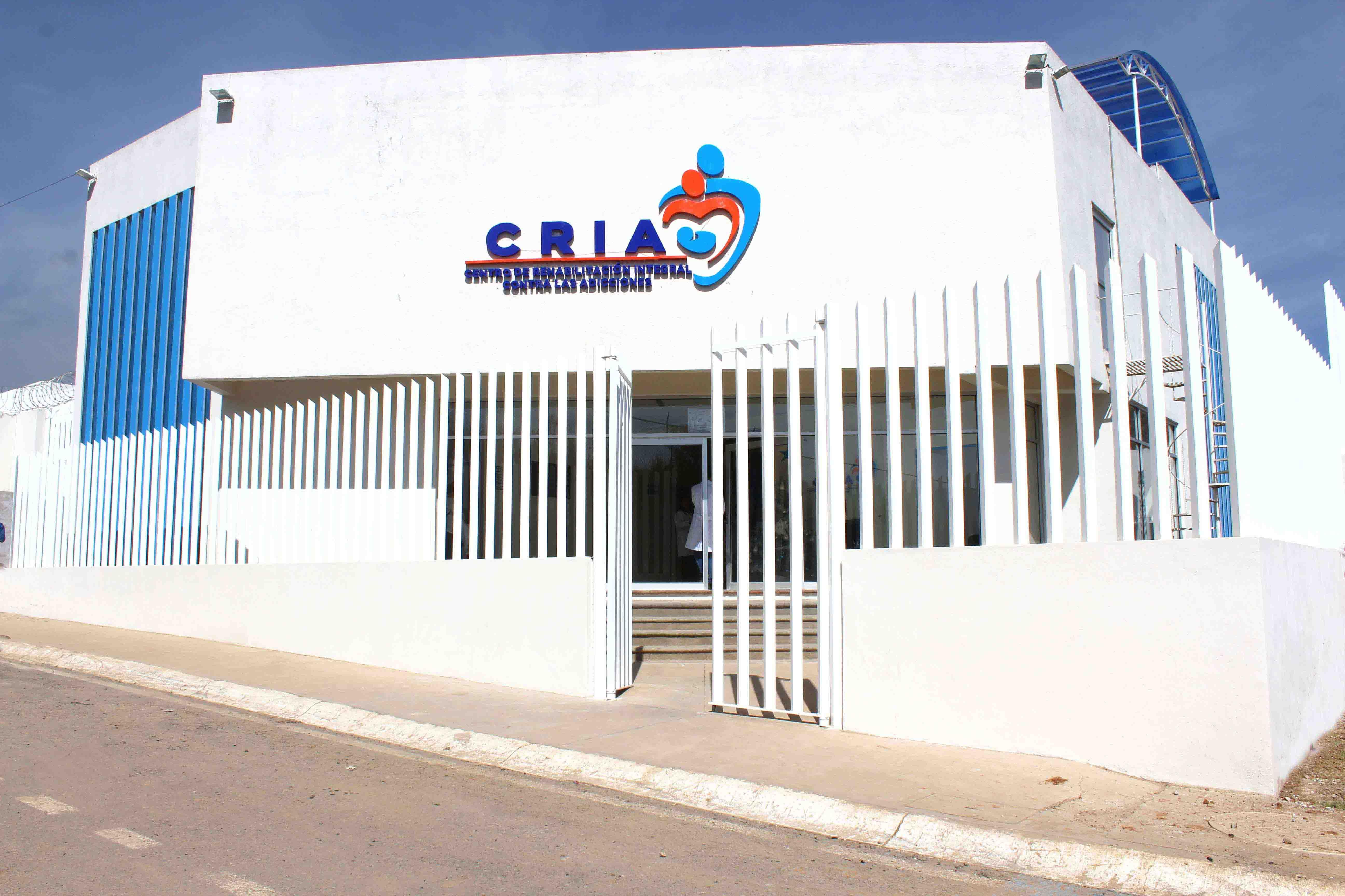 En modernas instalaciones rehabilitan contra las adicciones en Huixquilucan