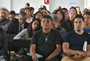 Orientan para la formación de organizaciones sociales en Izcalli