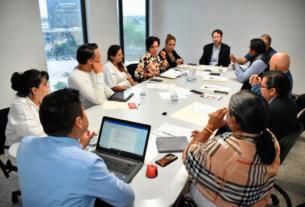 Reunión de Salud en Naucalpan