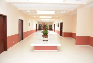 Instalaciones cálidas y dignas , los velatorios de Coacalco