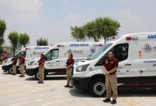 Ambulancias con personal capacitado en Naucalpan