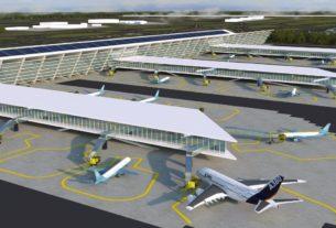 Invaden tierras para Aeropuerto de Santa Lucía