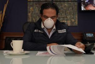 Enrique Vargas del Villar en los primeros lugares para prevenir el coronavirus