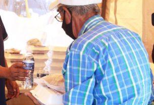 Adultos mayores reciben asistencia y orientación legal en Naucalpan