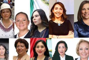 Mujeres en organismo electoral en el PAN
