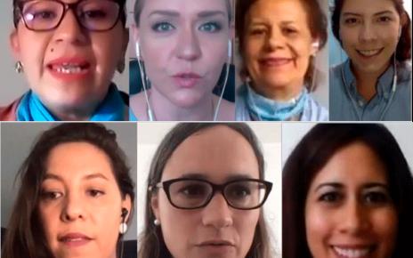 Mujeres contra el aborto