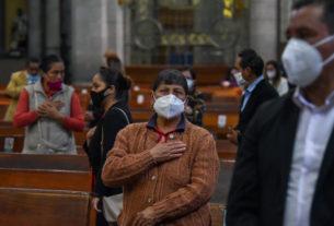 Siguen a la alza contagios de COVID-19 en Estado de México